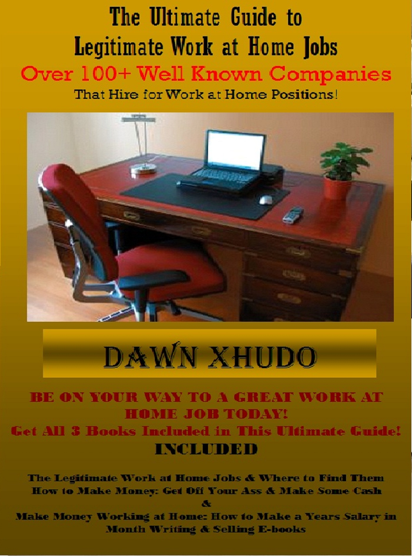 No Scams Work at Home Jobs